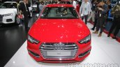 2016 Audi S4 saloon front at Auto China 2016