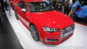 2016 Audi S4 saloon front three quarters at Auto China 2016