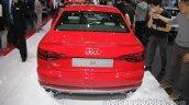 2016 Audi S4 saloon rear at Auto China 2016