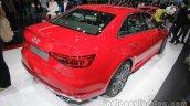 2016 Audi S4 saloon rear three quarters at Auto China 2016
