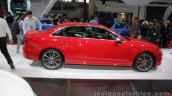 2016 Audi S4 saloon side profile at Auto China 2016