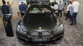 2016 BMW 7 Series (BMW M760Li xDrive) front at Auto China 2016