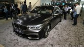 2016 BMW 7 Series (BMW M760Li xDrive) front three quarters at Auto China 2016