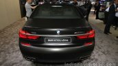 2016 BMW 7 Series (BMW M760Li xDrive) rear at Auto China 2016