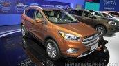 2016 Ford Kuga front three quarters at Auto China 2016
