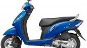2016 Honda Activa-i Candy Jazzy Blue