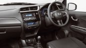 2016 Honda Brio Sedan interior launched in South Africa