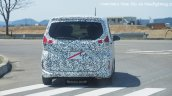2016 Honda Freed rear spyshot