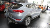 2016 Hyundai Tucson rear three quarters right side at Auto China 2016