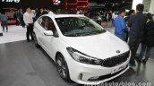 2016 Kia K3 Sedan at Auto China 2016 front three quarters