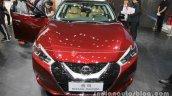 2016 Nissan Maxima front at Auto China 2016
