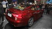 2016 Nissan Maxima rear three quarters at Auto China 2016