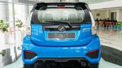 2016 Perodua Myvi 1.5L Advance rear launched