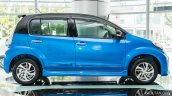 2016 Perodua Myvi 1.5L Advance side launched