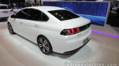 2016 Peugeot 308 Sedan at Auto China 2016 rear three quarters left side