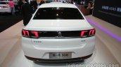 2016 Peugeot 308 Sedan at Auto China 2016 rear