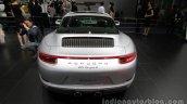 2016 Porsche 911 Targa 4 rear at Auto China 2016