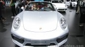 2016 Porsche 911 Turbo S Cabriolet front at Auto China 2016