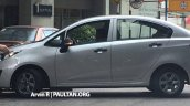 2016 Proton Persona spied side completely undisguised