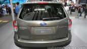 2016 Subaru Forester rear at Auto China 2016