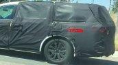 2017 Honda Odyssey spy shot