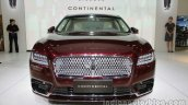 2017 Lincoln Continental front at Auto China 2016