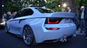 BMW 2002 Hommage rear three quarter In Images