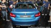 BMW M2 rear at Auto China 2016
