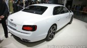 Bentley Flying Spur V8 S rear three quarters at Auto China 2016