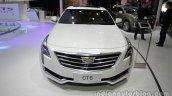 Cadillac CT6 front at Auto China 2016