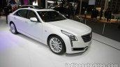 Cadillac CT6 front three quarters at Auto China 2016
