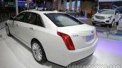 Cadillac CT6 rear three quaarters at Auto China 2016