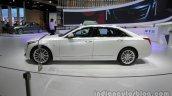 Cadillac CT6 side profile at Auto China 2016