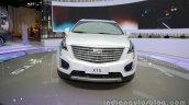 Cadillac XT5 front at Auto China 2016