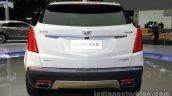Cadillac XT5 rear at Auto China 2016