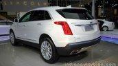 Cadillac XT5 rear three quarters at Auto China 2016