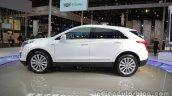 Cadillac XT5 side profile at Auto China 2016