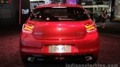 DS 4S rear at Auto China 2016