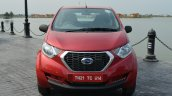 Datsun redi-GO front Review