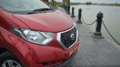 Datsun redi-GO front end Review