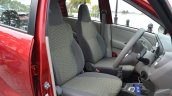 Datsun redi-GO front seats Review