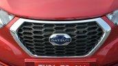 Datsun redi-GO grille Review