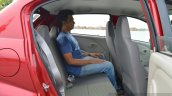Datsun redi-GO kneeroom and headroom Review
