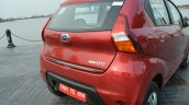 Datsun redi-GO rear end Review