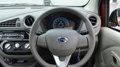 Datsun redi-GO steering wheel Review