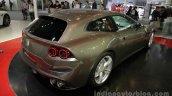Ferrrari GTC4Lusso rear three quarters right at Auto China 2016