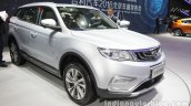 Geely Boyue at Auto China 2016 front three quarters
