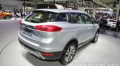 Geely Boyue at Auto China 2016 rear three quarters