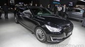Genesis G90 front three quarters right side at Auto China 2016