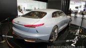Genesis New York Concept rear three quarters at Auto China 2016
